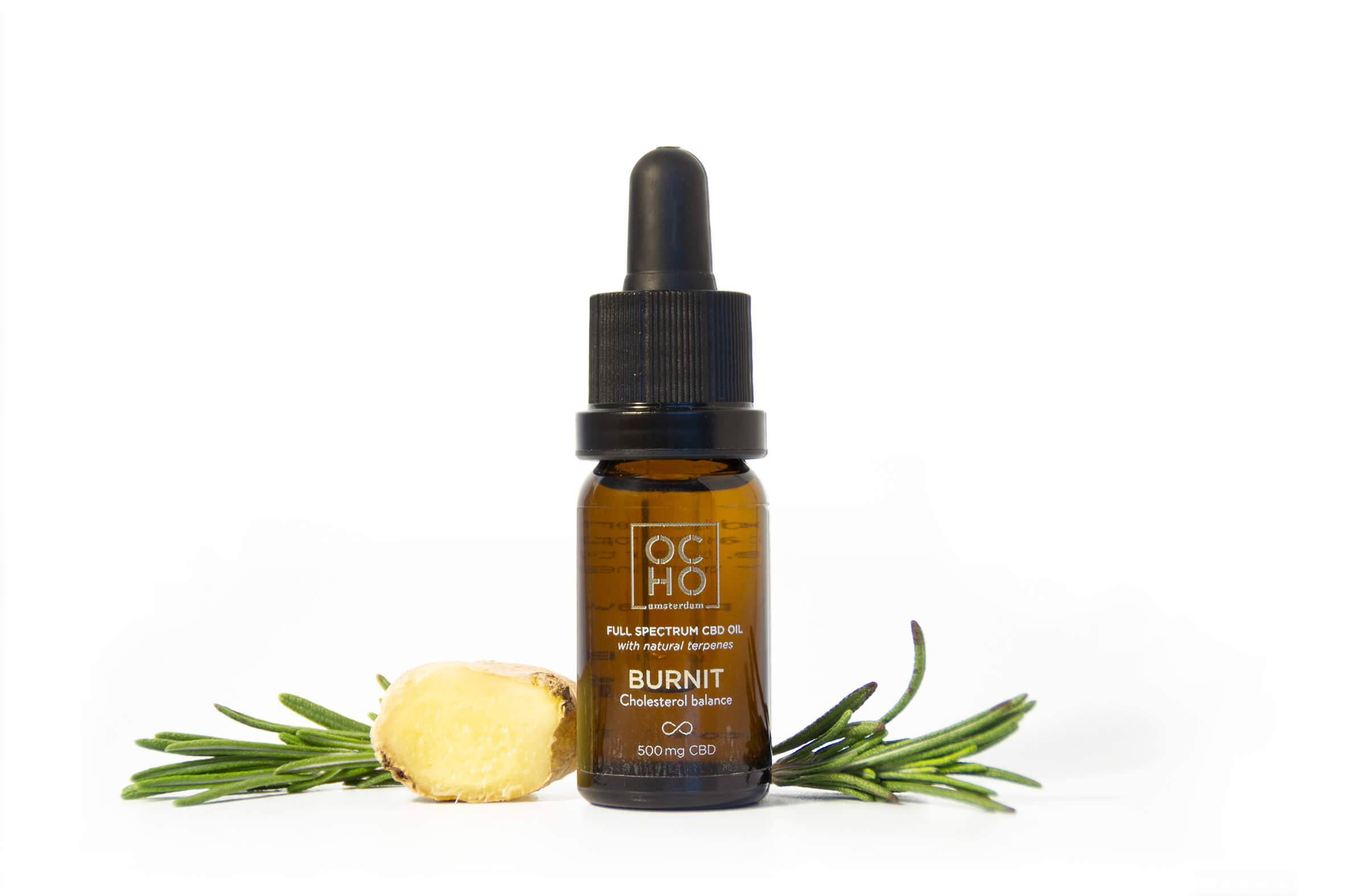 FULL SPECTRUM CBD 5% | BURNIT