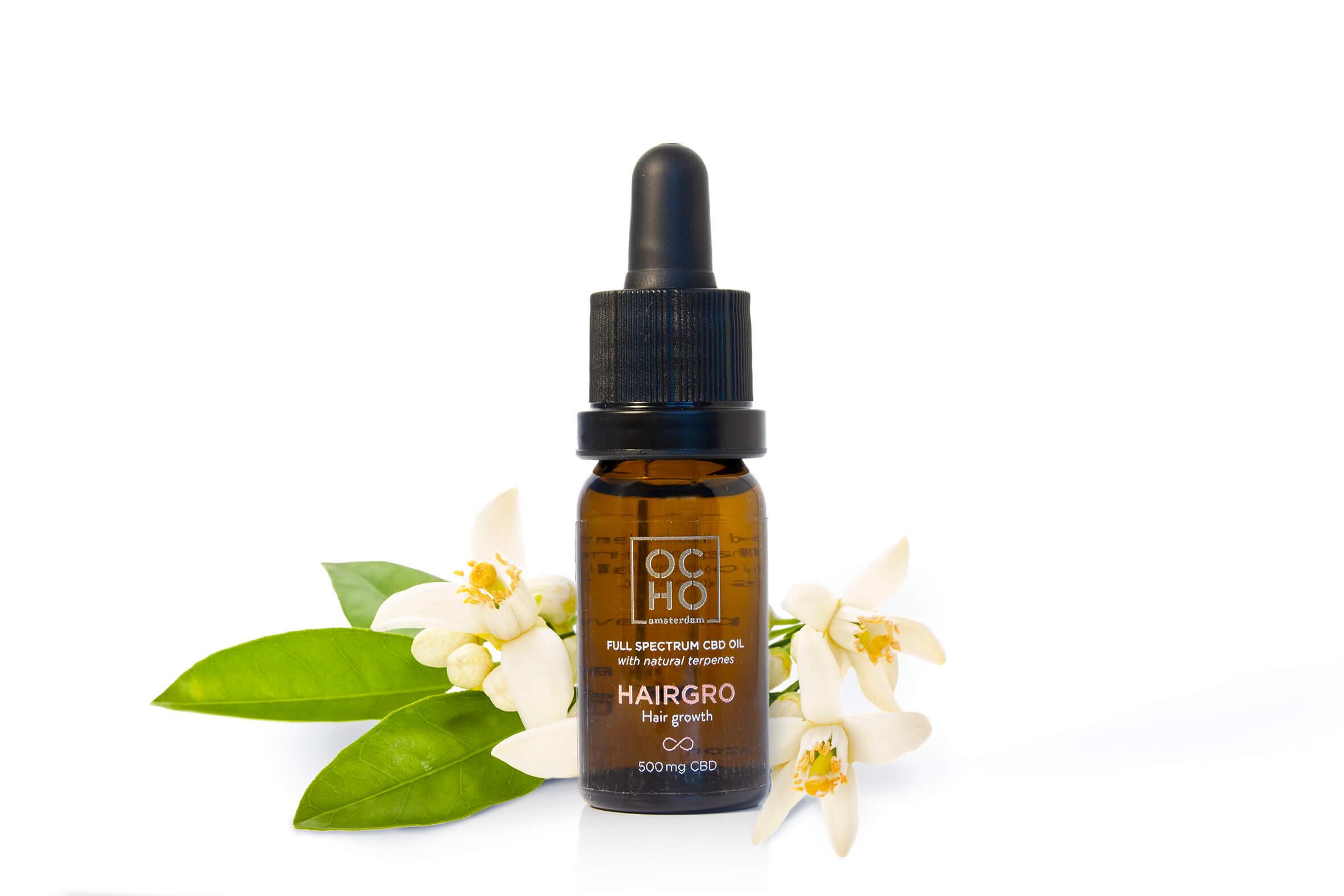 FULL SPECTRUM CBD 5% | HAIRGRO