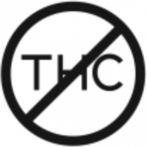 NO THC BLACK